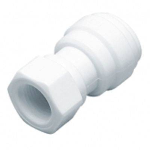 "Female adapter - NPTF Thread tube 3/8"" - 1/4 ..."