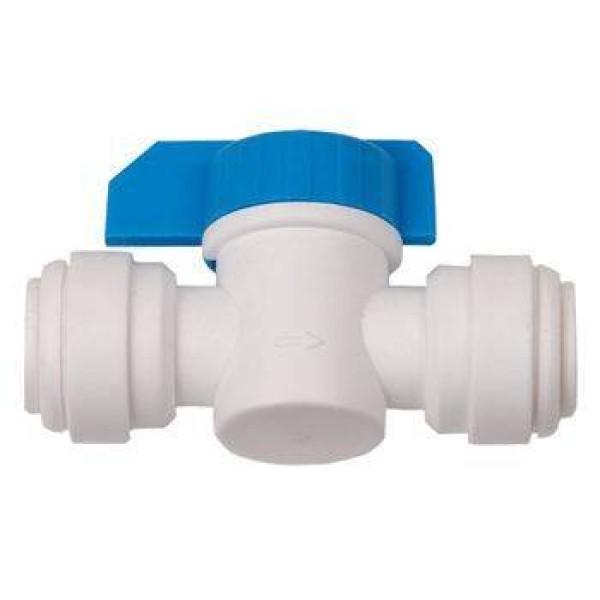 """Duble union valve 1/4"""" 1/4"""""""