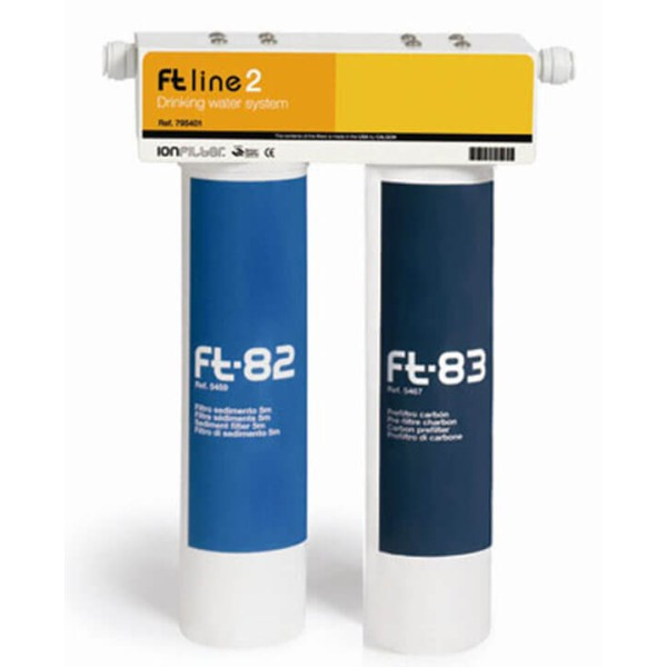 FT-Line Pre Water Filter System