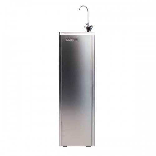 Columbia FC-1800 Stainless Steel 3 Stage Ultrafiltration System Inox Fountain |Cold Pure Water