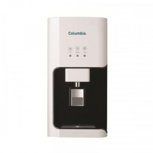 Rent Columbia Aqua FC-750S Alcaline (Remineralizer) 4 Stage Reverse Osmosis System|Cold&Hot Purified Water