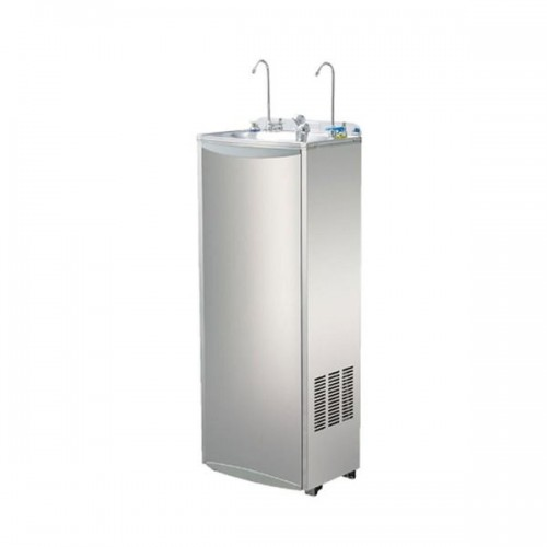 Rent Rona: Stainless Steel 5 Stage Reverse Osmosis Systems Inox Fountain |Cold&Ambient Pure Water