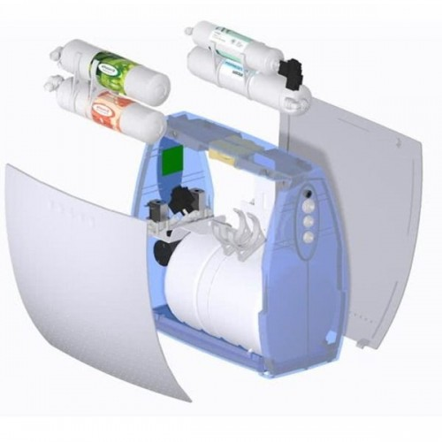 GUTZZI Compact Reverse Osmosis Sysytem |Remineralizer|Pump